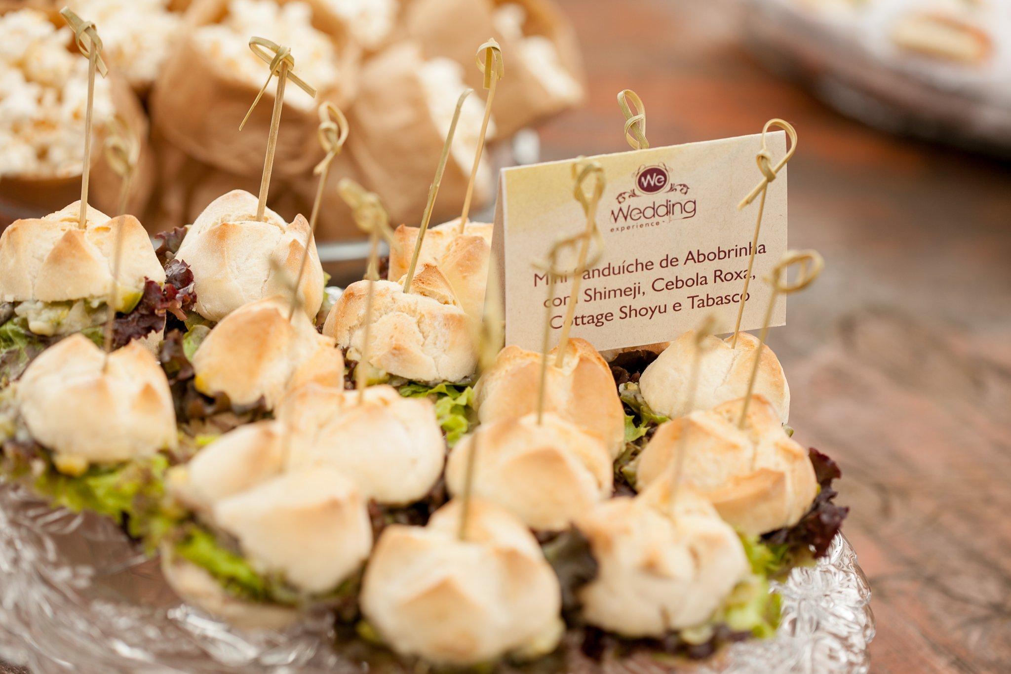foto LeandroMonteiroFotografia 257 Wedding Experience   Gastronomia de dar água na boca!