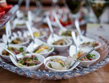 foto LeandroMonteiroFotografia 396 380x290 Wedding Experience   Gastronomia de dar água na boca!